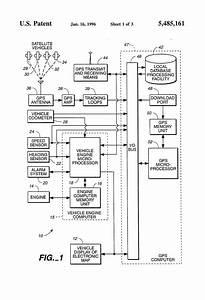 Patent Us5485161  Map