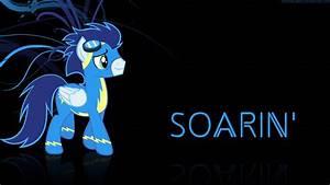 My Little Pony Soarin wallpaper - 767034