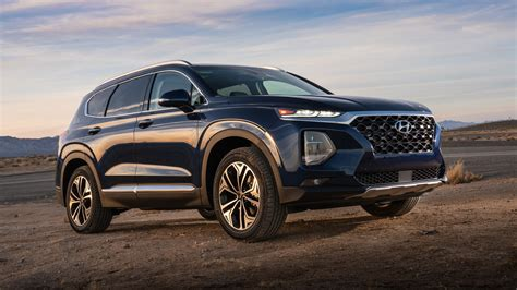 The 2021 hyundai santa fe features a wider, more aggressive front grille, digital display and a panoramic sunroof. 2019 Hyundai Santa Fe Review: It Delivers on Its Promises ...