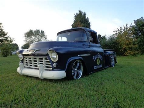 Purchase Used 1956 Chevrolet Chevy Short Bed Cameo Pickup