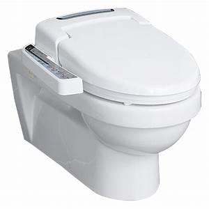 Klo Mit Wasserstrahl : popodusche wc sitz nb09d mit elektrischer bidetfunktion mit absenkautomatik bauhaus ~ Sanjose-hotels-ca.com Haus und Dekorationen