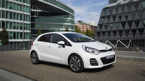 kia rio revealed  caradvice