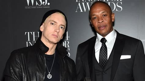 dr dre working  eminems  album capital xtra