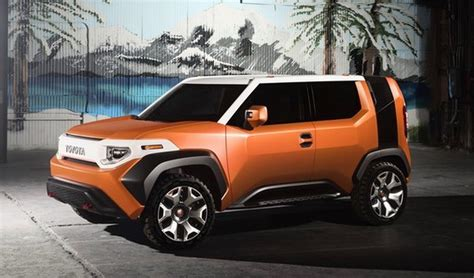glass for doors toyota ft 4x concept is a suv for millennials the