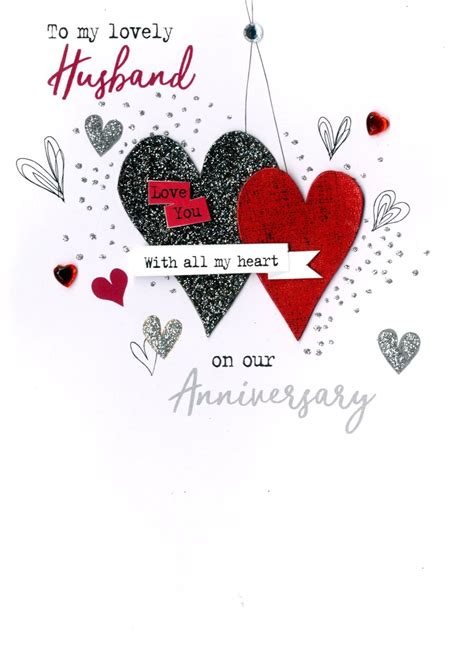 Start a free trial today to send unlimited printable anniversary cards online from the comfort of your home. To My Husband On Our Anniversary Irresistible Greeting Card | Cards