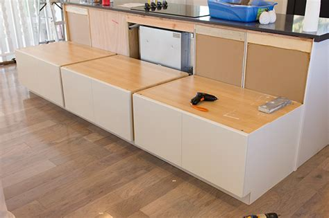 kitchen island with bench seating kitchen chronicles upholstered bench seating sue 8237
