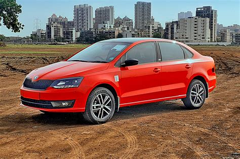 Skoda Rapid automatic launched at Rs 9.49 lakh - Autocar India