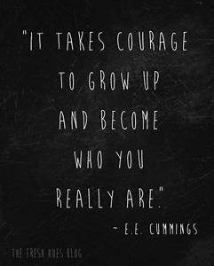 Pictures: Inspirational Quotes About Growing Up, - Life ...