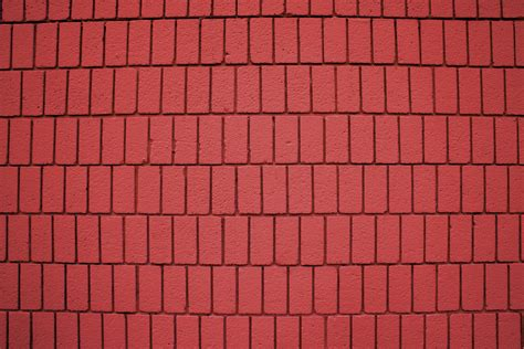 painted brick wall texture with vertical bricks