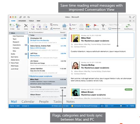 Office 365 Outlook Login Portal by New Outlook For Mac Version Available From Office 365