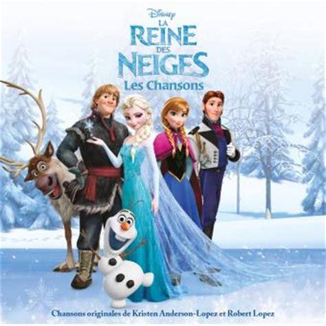 la reine des neiges version vf bande originale de cd album achat prix fnac