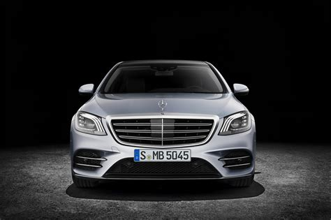 2018 Mercedesbenz Sclass Reviews And Rating  Motor Trend