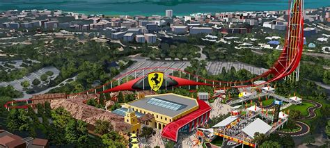 le parc d attractions land ouvre ses portes 224 barcelone