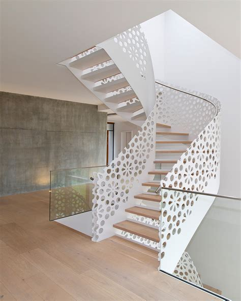 Stahltreppen In Ihren Schoensten Formen by Hier Sind Die Gewinner Treppen Treppenbau