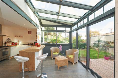 cuisine avec veranda une cuisine véranda atelier