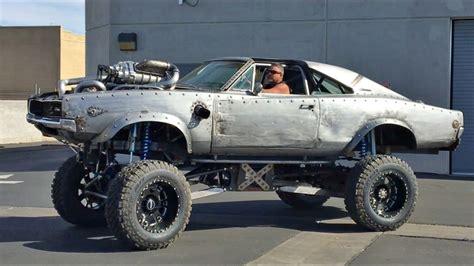 1968 Dodge Charger Diesel Rat Rod Off Road