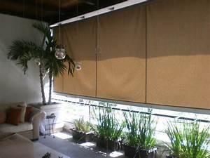 Pare Soleil Balcon : store banne ou store vertical droit pour un balcon d ~ Edinachiropracticcenter.com Idées de Décoration