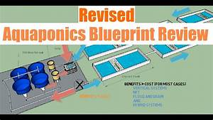 Revised Aquaponics Blueprint Review