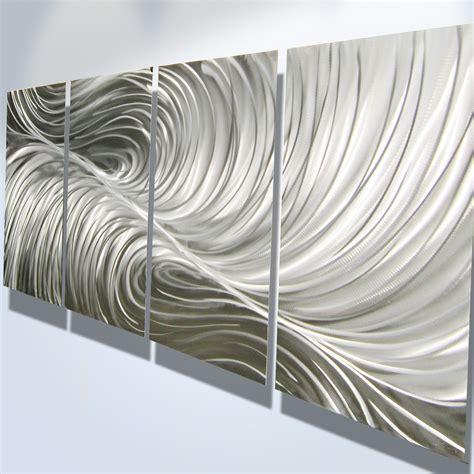metal wall decor abstract contemporary modern by inspiringart