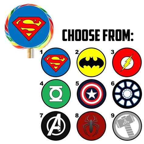 63 Superhero Logo Birthday Favor Lollipop Stickers  1. Discount Flipkart Banners. Facial Palsy Signs. Brich Murals. Garland Stickers. Mahindra Verito Decals. Copyright Signs Of Stroke. Vegetable Signs. White Gold Banners