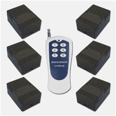 commande radio utiliser un kit t 233 l 233 commande 201 clairage sans fil contact sec pour contr 244 ler 6