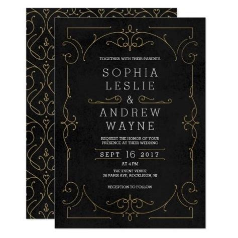 black book style classic wedding card rs  piece st