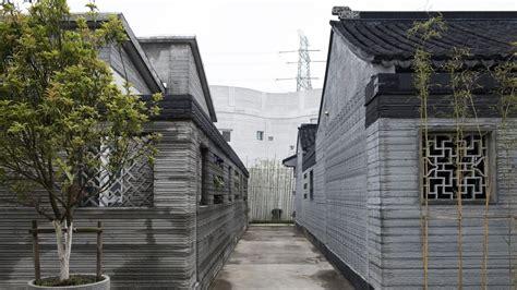 3d Druck Gebäude by Chinesische Firma Winsun Will Mauer Mit 3d Drucker Bauen