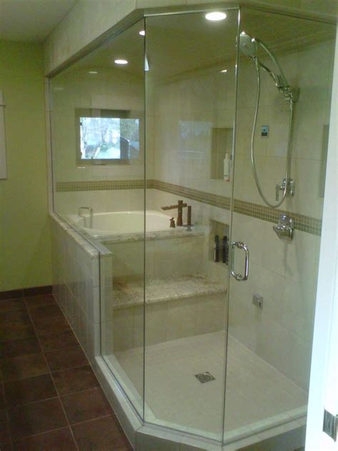 Soaking Tub With Shower by Japanese Tubs With Shower Steam Shower Complete With