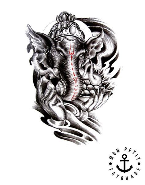 Tatouage Tete D Elephant  Galerie Tatouage