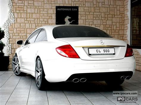 mercedes benz cl  amg styling package full