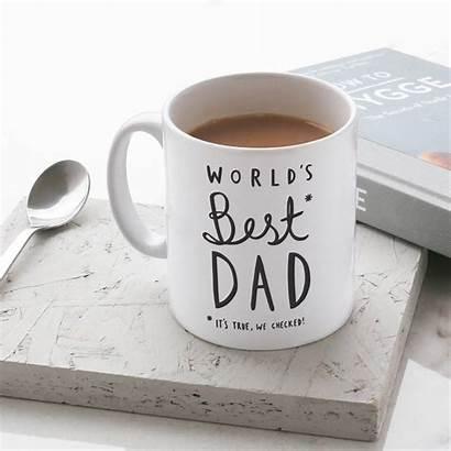 Mug Tea Dad Father Something Naughty Biscuit