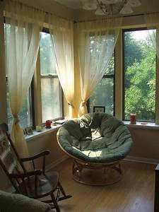 Cozy, Round, Reading, Chairs, For, Home, Reading, Room