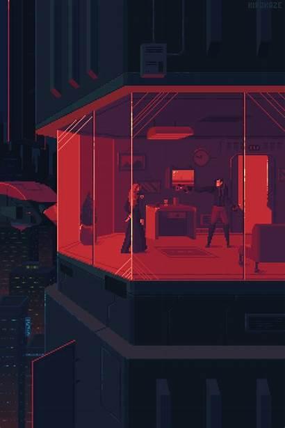 Cyberpunk Aesthetics Much Why Stuff