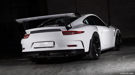 2016 Techart Porsche 911 Gt3 Rs