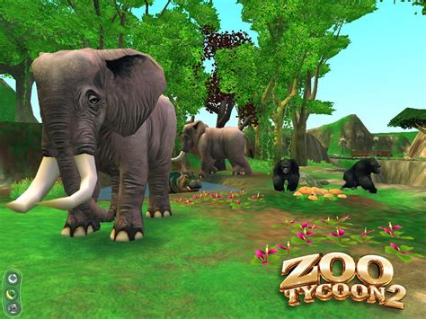 Download Of The Files Zoo Tycoon 2 Free Full Download