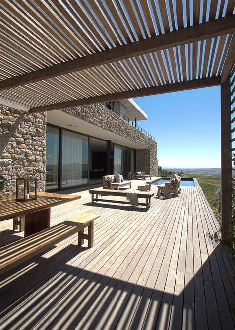 le en bois flotté tout savoir sur la terrasse en bois thermo modifi 233