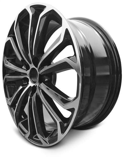 New 17x7 Aluminum Wheel Rim For 2014-2016 Toyota Corolla