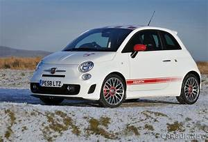 Abarth 500 White-Wallpaper Background - My Site
