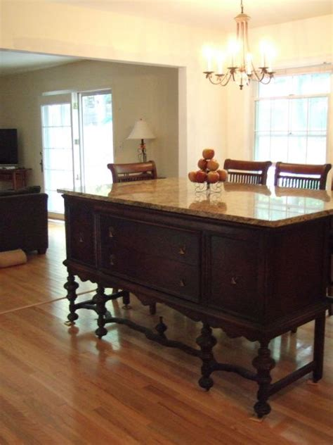 kitchen island buffet 17 best ideas about antique sideboard on