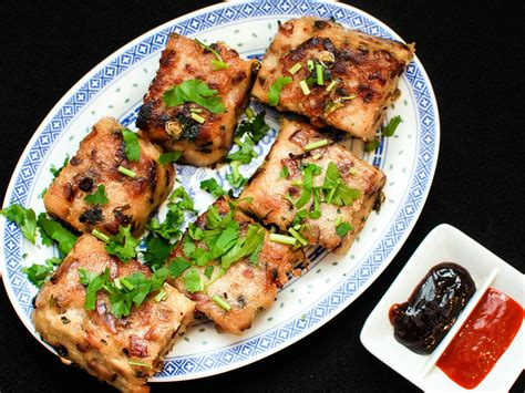 savory chinese turnip cakes law bok gow