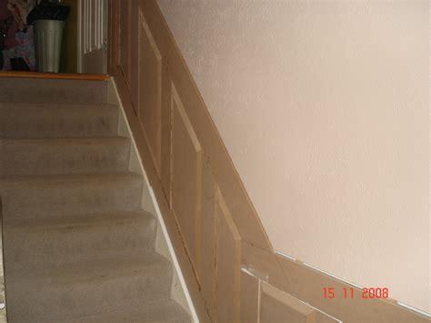 mdf wall panel system waynescoting  james lango