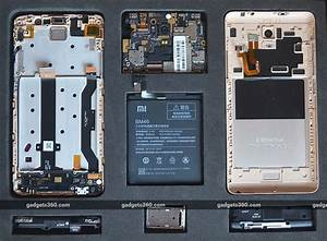 Xiaomi Redmi Note 3 Teardown Pictures