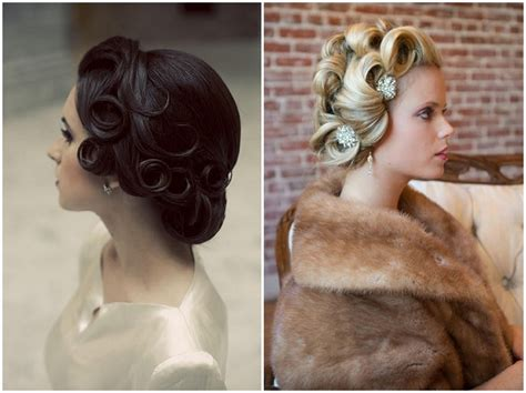 vintage bridal hairstyles with a modern twist want that wedding a uk wedding inspiration