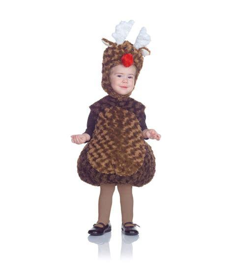 kids reindeer toddler costume christmas costumes