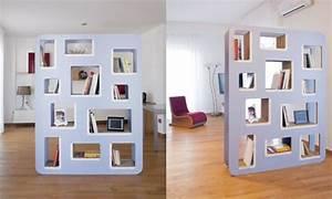 Bibliothèque Moderne Design : meuble de salon moderne et cologique par duna design ~ Teatrodelosmanantiales.com Idées de Décoration