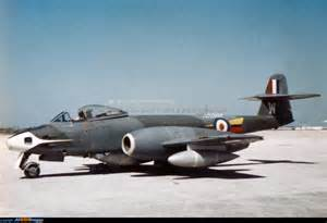 Gloster Meteor FR9 - Large Preview - AirTeamImages.com