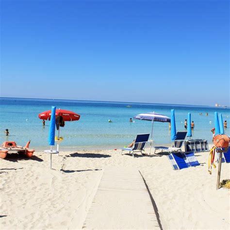 Bacino Grande Porto Cesareo by Bacino Grande Beaches Of Porto Cesareo Salento Puglia