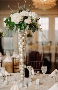 Silver Wedding Centerpiece Ideas