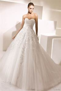 la sposa wedding dresses 2012 glamour bridal collection With wedding dresses in la