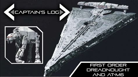 m6 siege wars order dreadnought and walker revealed